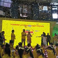 Peluncuran Modul Gerakan 'Iya Boleh untuk Anak Unggul Indonesia' dari Dancow. (Foto: Fimela.com/Fitri Andiani)