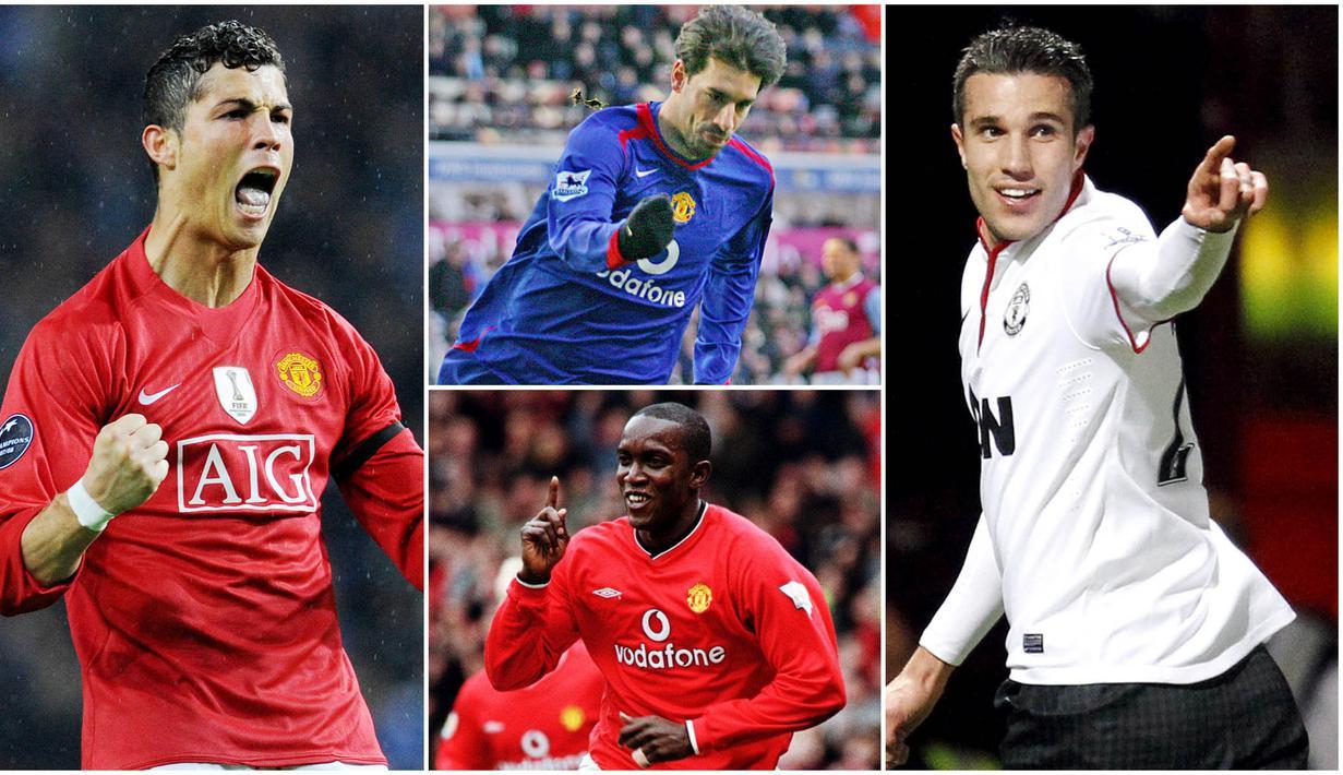 Manchester United di masa lalu terkenal dengan para bomber tajam yang tak segan merobek gawang lawan. Sebut saja Dwight Yorke, Van Nistelrooy dan Cristiano Ronaldo, mereka tidak hanya sukses persembahkan trofi tapi juga mampu menjadi yang tertajam di Liga Inggris.