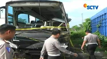 Sopir bus kecelakaan maut di Tanjakan Emen  sempat melaporkan adanya kerusakan rem bus ke bagian mekanik.
