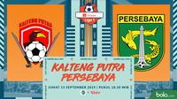 Shopee Liga 1 - Kalteng Putra Vs Persebaya Surabaya (Bola.com/Adreanus Titus)