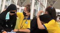 Viral Remaja Jual Motor Demi Ketemu Pacar di Game Online, Kini Terdampar di Bandara. (Sumber: Twitter/areajulid)