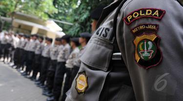 Amankan Sidang Putusan Sengketa Golkar, Polisi Siagakan Ratusan Personel