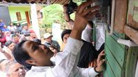 Menteri BUMN Rini Soemarno kunjungan kerja di Tasikmalaya (Foto:Dok Kementerian BUMN)