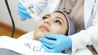Perawatan kecantikan. (Foto:Dok. MS GLOW Aesthetic Clinic)