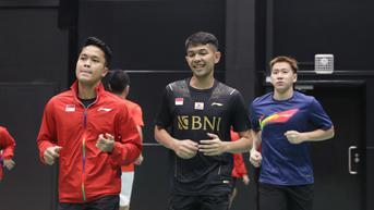 Jadwal Piala Sudirman 2021: Indonesia vs Kanada, 27 September Malam WIB