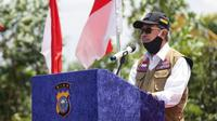 Gubernur Riau Syamsuar. (Liputan6.com/MCRiau)