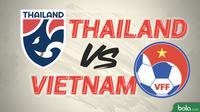 Timnas Thailand vs Timnas Vietnam