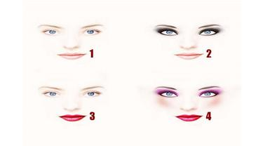 Pilih Satu Gambar Makeup Ini Untuk Ungkap Kepribadian yang Belum Diketahui