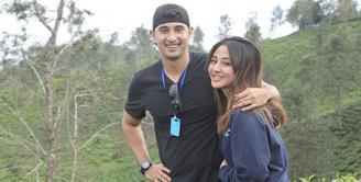Ali Syakieb dan Margin Wieheerm (Instgaram/alisyakieb)