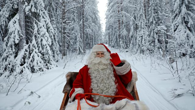 Anak Takut Bertemu Santa Claus, Kenapa? - Health Liputan6.com