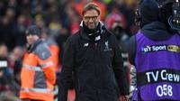 Manajer Liverpool asal Jerman, Jurgen Klopp. (AFP/Paul Ellis)