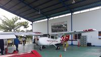 Sekolah pilot lion air di Palangkaraya