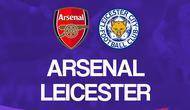 Liga Inggris: Arsenal vs Leicester City. (Bola.com/Dody Iryawan)
