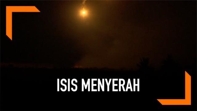 Juru bicara Pasukan Demokratik Suriah (SDF) Mustafa Bali mengklaim anggota ISIS yang memilih meletakkan senjata ada 3.000 orang.