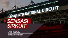 Berita video merasakan sensasi di pinggir sirkuit Chang International, Buriram, Thailand, saat Asia Road Racing Championship (ARRC) 2019.