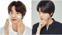 Ahn Jae Hyun dipecat dari model brand kosmetik MERBLISS (Sumber: Instagram/@merbliss_official)