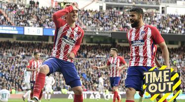 Berita video Time Out yang membahas beberapa selebrasi unik yang dilakukan pemain di La Liga Spanyol.