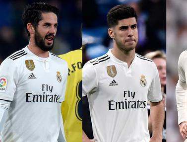 Bintang Real Madrid yang Diramalkan Pindah ke Premier League