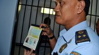 Kantor Imigrasi Bengkulu menahan warga Afrika Barat dan kesulitan untuk melakukan deportasi (Liputan6.com/Yuliardi Hardjo)