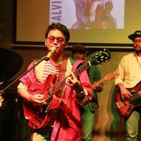 Album ketiga Calvin ini berjudul Nostalgia, dan ia pun bercerita soal kisah dibalik album tersebut.  (Adrian Putra/Bintang.com)