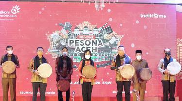 Perkuat Connectivity Hingga Charity, Telkom Luncurkan Program IndiHome Pesona Aceh
