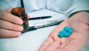 Ilustrasi obat kuat viagra (iStock)