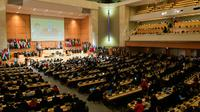 Konferensi Perburuhan Internasional atau Internasional Labor Conference (ILC) ke-108 di Jenewa.