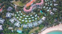 Capella Sentosa Hotel diperkirakan akan menjadi lokasi di mana Donald Trump dan Kim Jong Un menggelar pertemuan pada tanggal 12 Juni mendatang. (Foto: Instagram @capellasin)