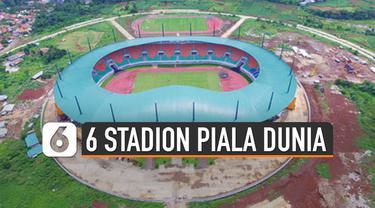 Indonesia bakal jadi tuan rumah Piala Dunia U-20 pada 24 Mei-12 Juni 2021.