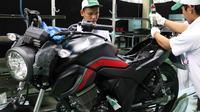 Honda CB150 Verza terbaru