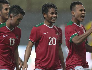 Peringkat AFC 2018, Timnas Indonesia