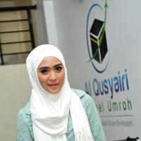 April Jasmine. (Ruswanto/Bintang.com)