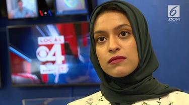 Walau sebelumnya sejumlah reporter berhijab sempat muncul di layar TV Amerika, Tahera Rahman adalah yang pertama tampil secara reguler.
