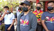 Bupati Bangkalan R Abdul Latif Amin bersama forkopimda dj Mapolres Bangkalan
