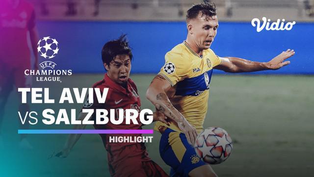 Berita video highlights laga playoffs Liga Champions 2020/2021 antara Maccabi Tel Aviv melawan RB Salzburg, di mana tercipta gol indah yang dicetak tim tuan rumah, Rabu (23/9/2020) dinihari WIB.