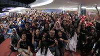 Suasana Meet and Greet Jailangkung 2 di berbagai kota besar di Indonesia. (Screenplay)