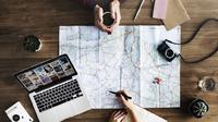 Online Travel. Dok: backpackerguide.nz