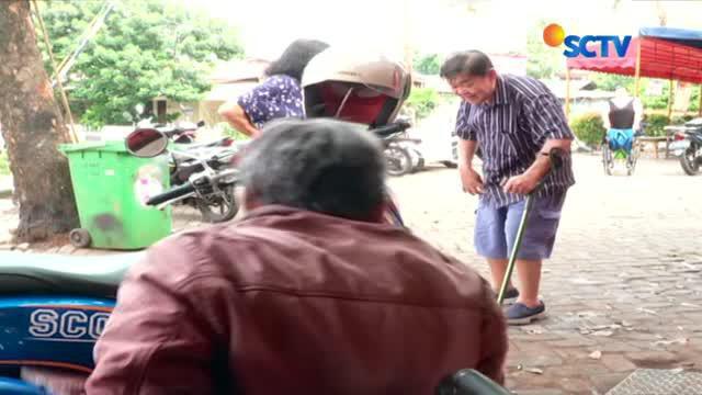 Inilah sosok inspiratif, para penyandang disabilitas yang tergabung dalam Difa City Tour and Transport.