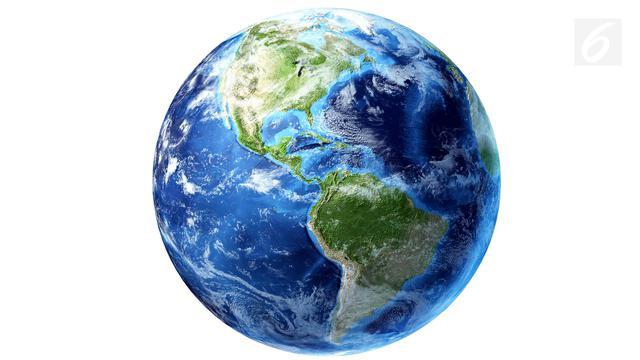 Ilustrasi planet