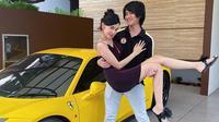 Kevin Aprilio dan Vicy Melanie (Instagram)