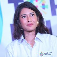 Preskon Samsung Asian Games 2018 Torch Bearer (Adrian Putra/bintang.com)