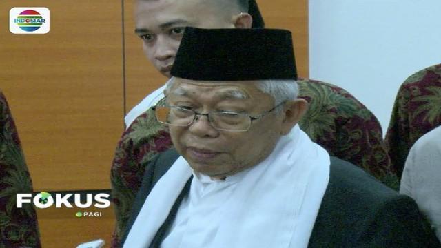 Ma'ruf Amin tanggapi pernyataan Prabowo Subianto tentang Indonesia tak butuh impor bila dirinya terpilih sebagai presiden.