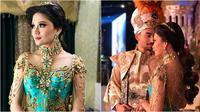 Pernikahan viral seperti film Aladdin (Sumber: Instagram/ivan_gunawan)
