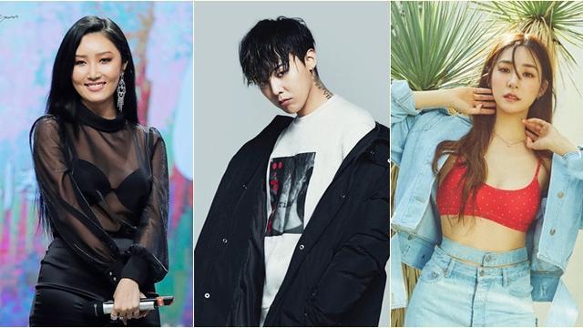 Berkarisma Ini 5 Idol K Pop Pemilik Zodiak Leo News Entertainment Fimela Com