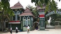 Ponpes Modern Darussalam Gontor Putri, Ngawi, Jawa Timur (Liputan6.com/Giovani Dio Prasasti)