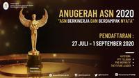 Anugerah Aparatur Sipil Negara (ASN) 2020.