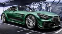 Mercedes-AMG GT R Pro racikan Carlex Design. (Foto: Carlex Design)