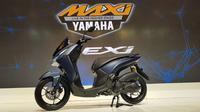 Yamaha Lexi. (Herdi Muhardi)