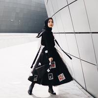 Inspirasi gaya ala Jenahara Nasution (Foto: Instagram/ @jenaharanasution)