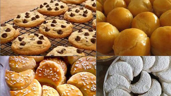 4 Resep Cara Membuat Kue Kering Sederhana Yang Benar Dan